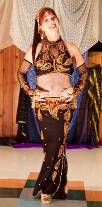 Kawakib oriental dancer