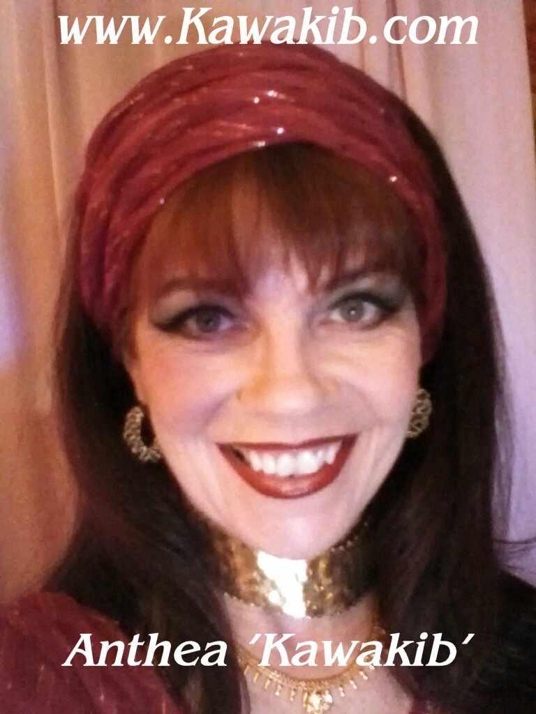 Anthea Kawakib             headshot