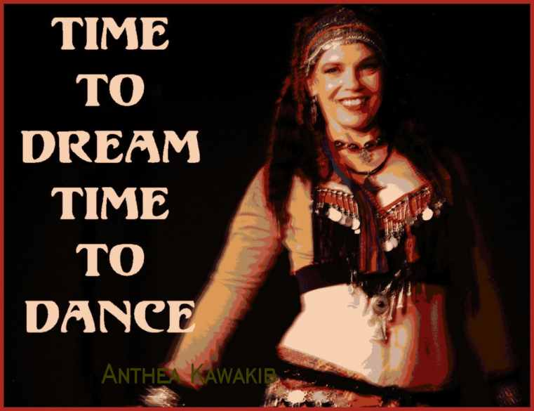 time to dream time to dance quote