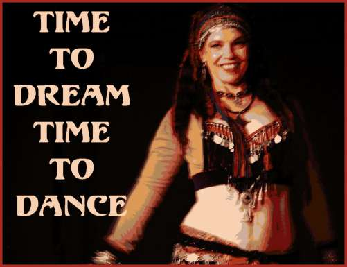 belly dancer Anthea Kawakib