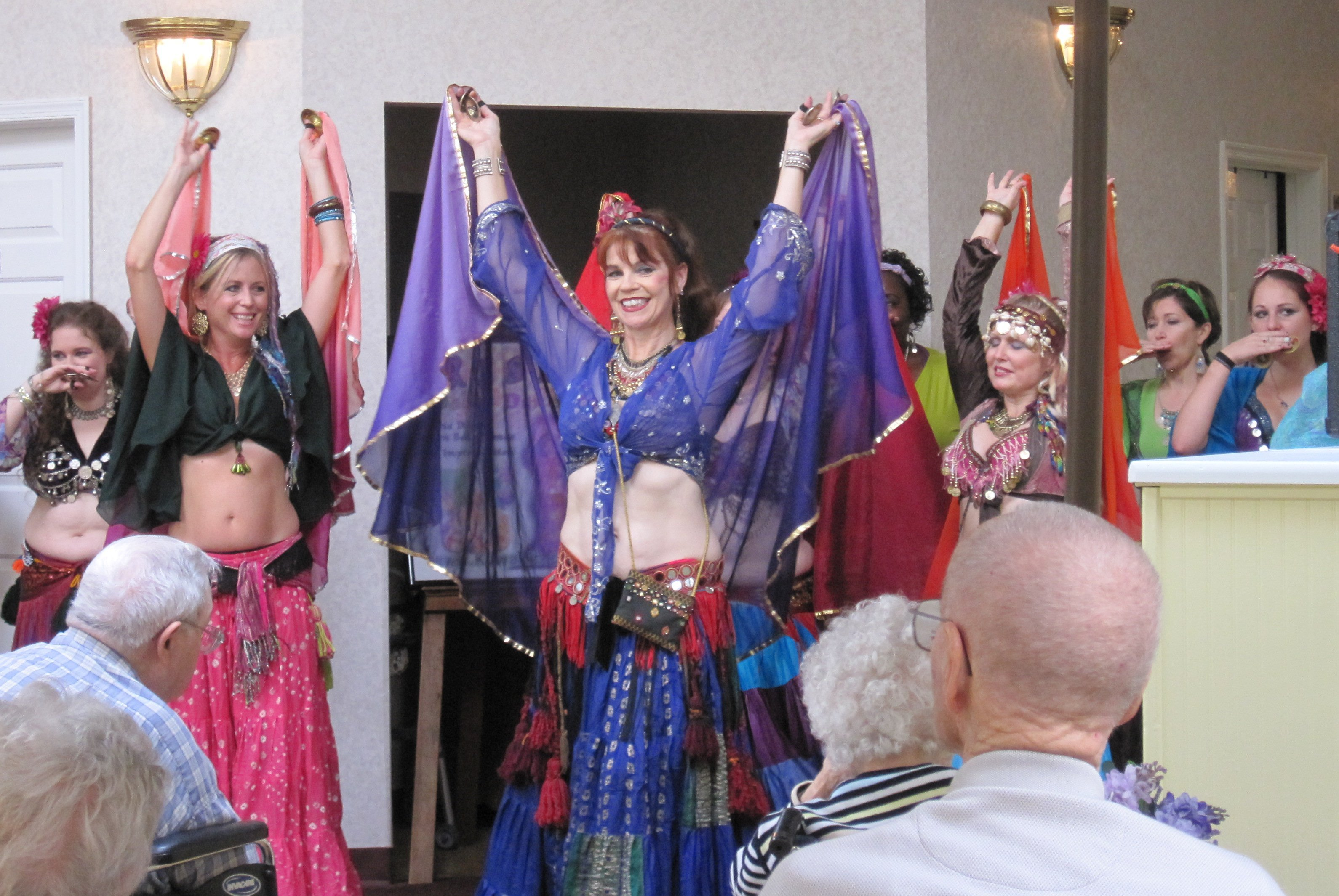 anthea, teach, belly dance, total hip replacement, hipmix.net