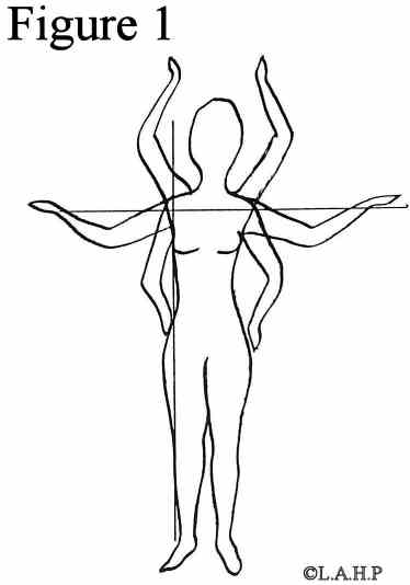 basic             bellydance arm positions