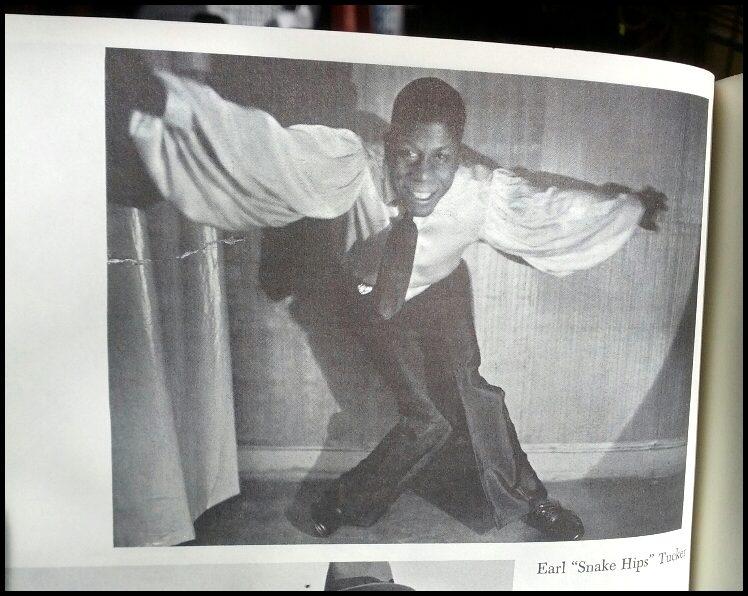 """Earl """"Snake Hips"""" Tucker"""