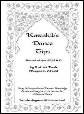 Kawakib's Dance Tips book cover