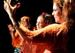 ghawazee                     dance tableau