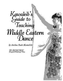 how to teach bellydance book