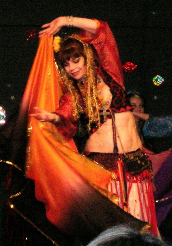 Anthea - Tribal Odyssey