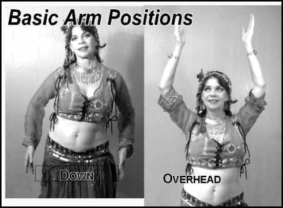 basic arm positions