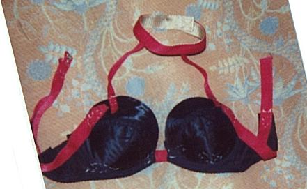 bra           with straps added on