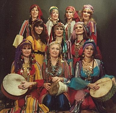 Costumes du Ghawazee Ghawazee