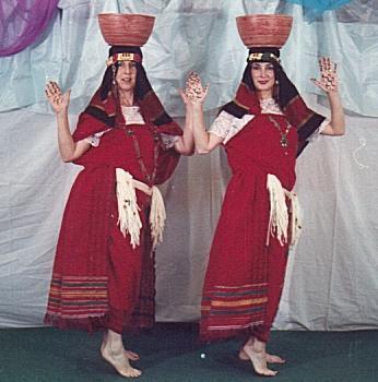 Quelques photos de danses Tunisian